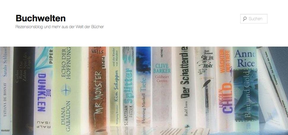 Buchwelten in Rezensionen